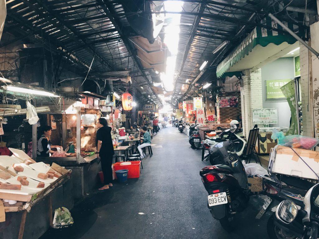 子連れ台湾旅行、迪化街