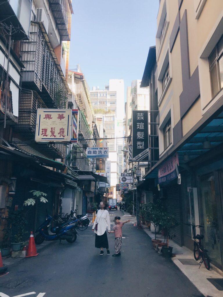 子連れ台湾、台湾の街並み