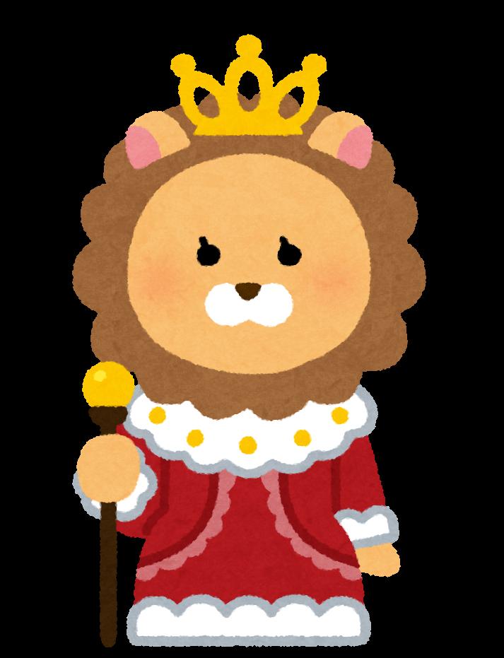 母ライオン