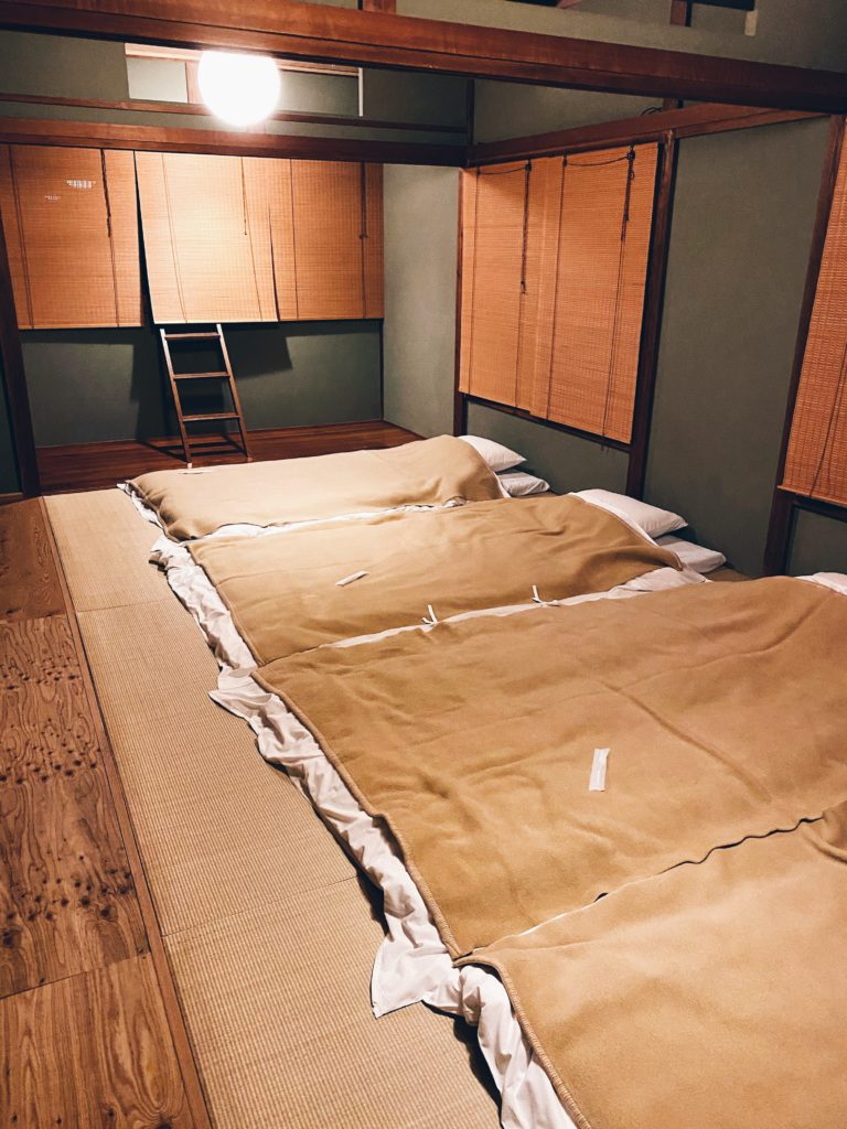 江ノ島・鎌倉・赤ちゃん連れ旅行の宿:室内