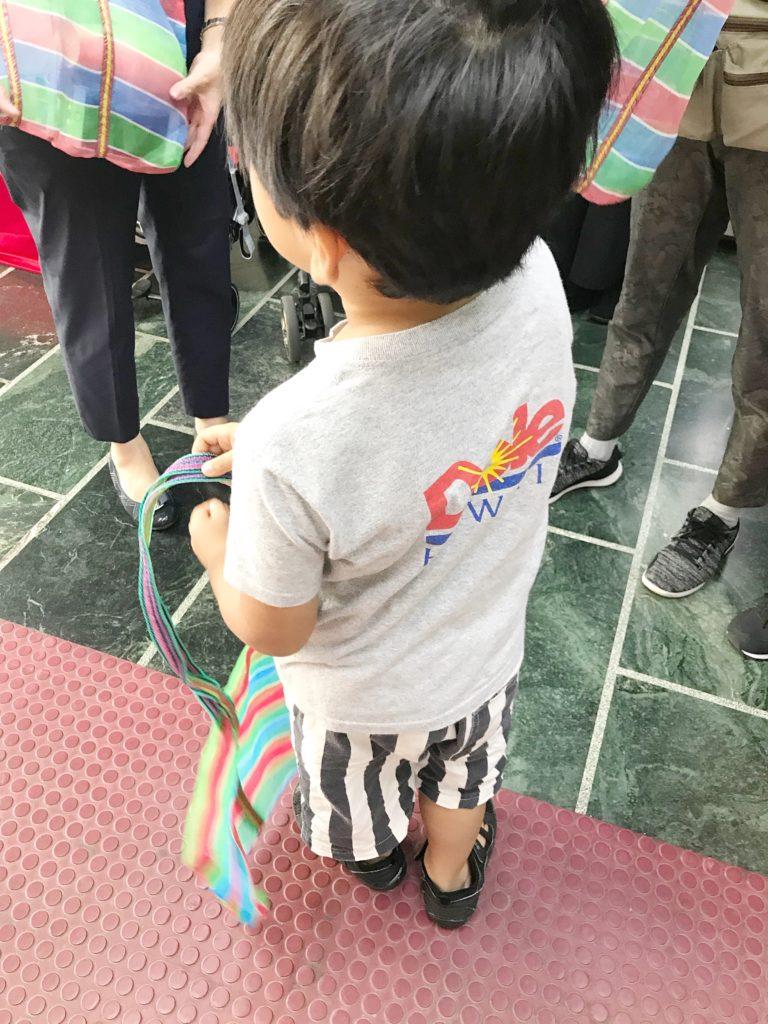 台北で日本語通訳付きの料理教室のブログ〜5歳の息子〜